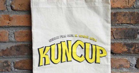 Tote Bag Blacu Kuncup