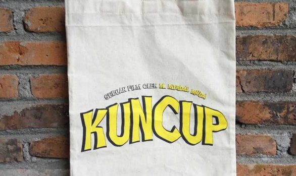 Tote Bag Blacu Kuncup