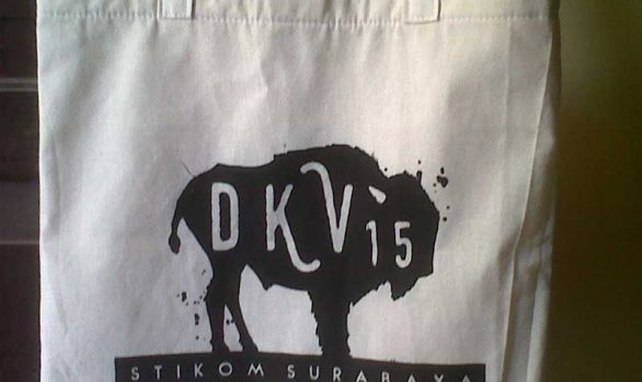 Tote Bag Blacu STIKOM