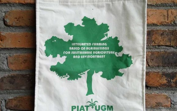 Tote Bag Blacu PIAT UGM