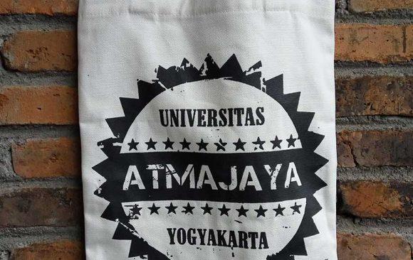 Tote Bag Kanvas Atmajaya