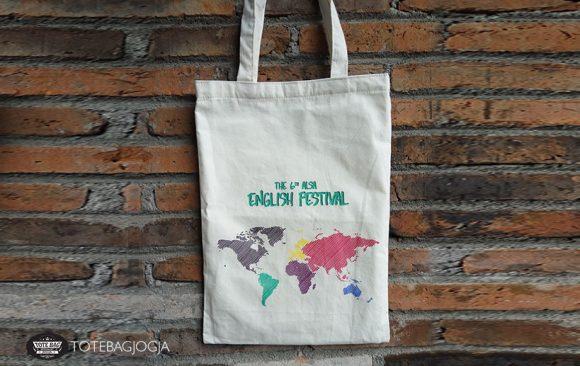 Tote Bag Blacu English Fest