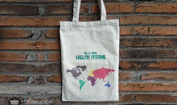 Tote Bag Blacu English Fest