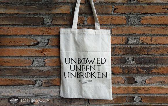 Tote Bag Blacu Souvenir